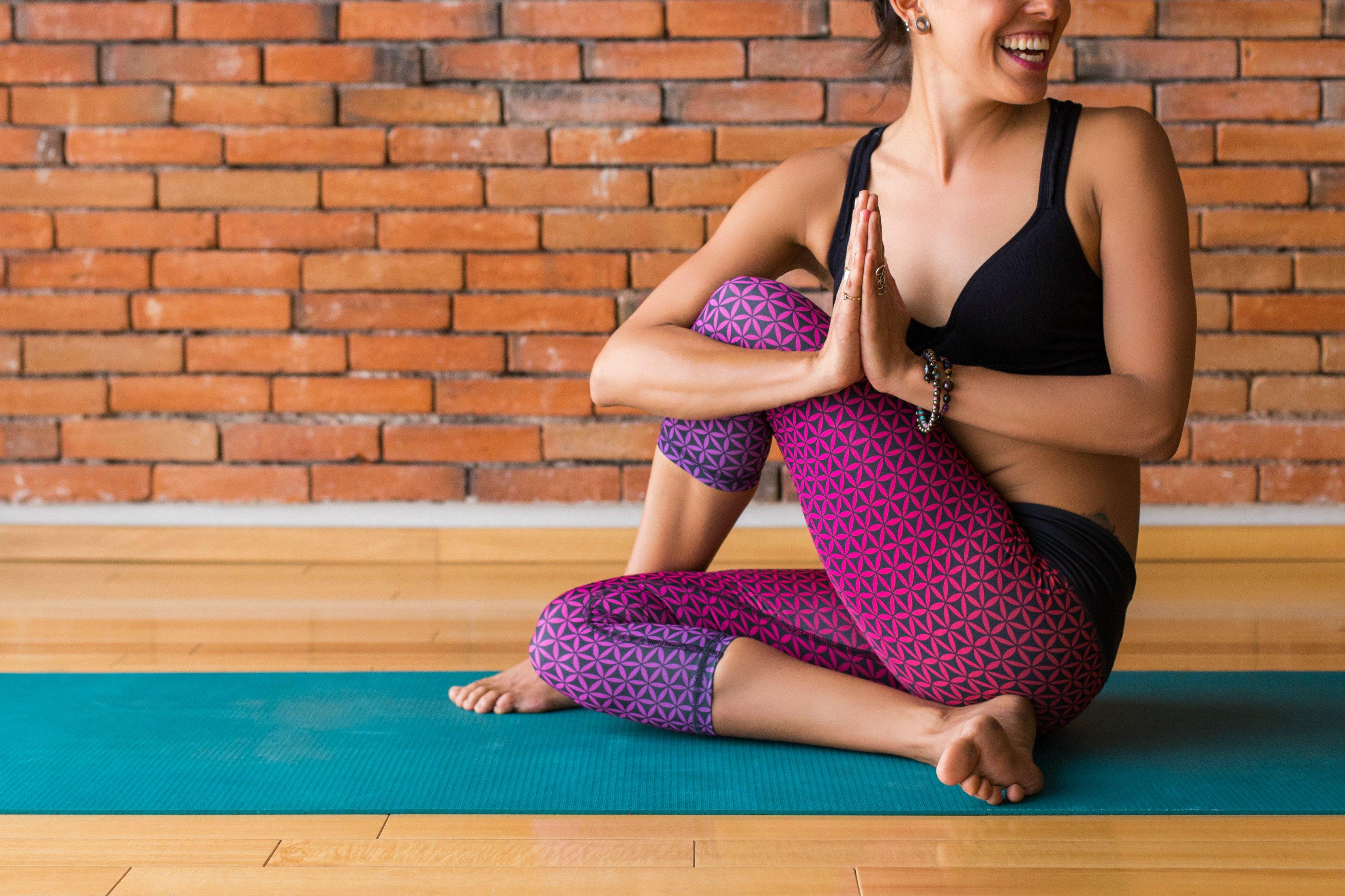 Change Your Life - Yoga is The Key